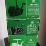 Old ABU 505 506 507 GreenBox
