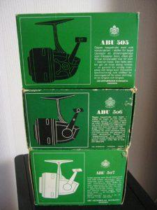 Old ABU 505 506 507 GreenBox