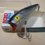 Old REBEL POPPER LURE
