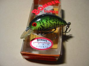 Old BOMBER MODEL-A LURE