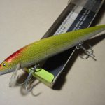 Old REBEL MINNOW FLOATING LURE