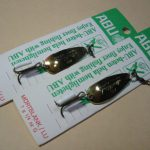 ABU MORTBLANK / LU SPOON LURES