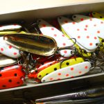 Old ACME WONDER LURE SPOONS