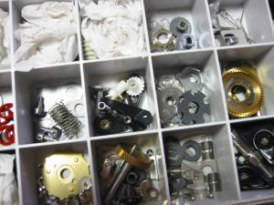 Old ABU SPARE PARTS