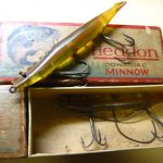 Old HEDDON SHRIMPY SPOOK LURES