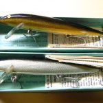 Old RAPALA COUNTDOWN LURES 13cm