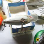 Old REBEL FLOATING FASTBACK and LURES