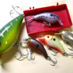 Old COTTON CORDELL'S BIG-O LURES