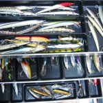 Old UMCO 500UM and Old LURES