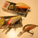 Old REBEL SUPER-R LURES