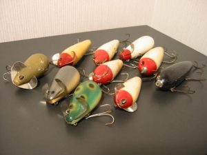 Old JAMISON LURES