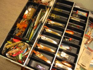 Old UMCO 1000U and Old LURES