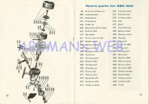 ABU 505 1961