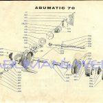 ABU Matic 70 1959