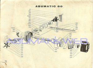 ABU Matic 80 1959