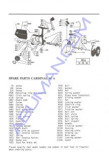 CARDINAL 40A 780600