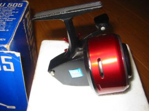 ABU 505 Blue-Box