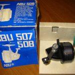 ABU 508 初期モデル