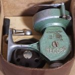 ABU RECORD 500 SPINNINGREEL wCASE