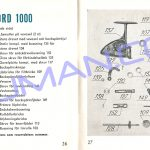 ABU RECORD 1000